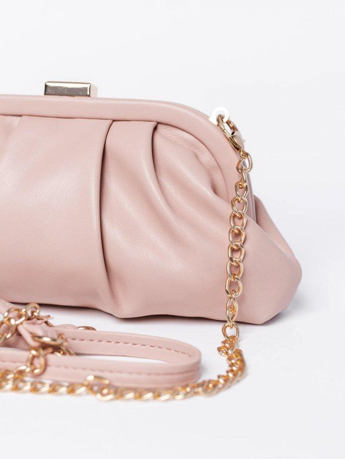 Bledoružová kabelka Dorrit