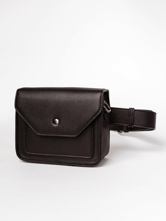 Čierna kabelka Reena