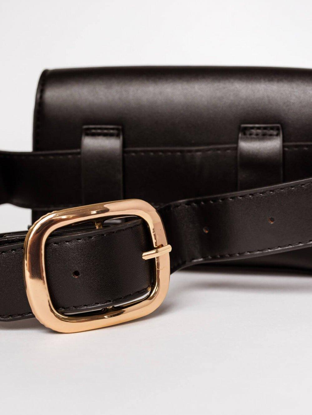 Čierna malá kabelka Gigi