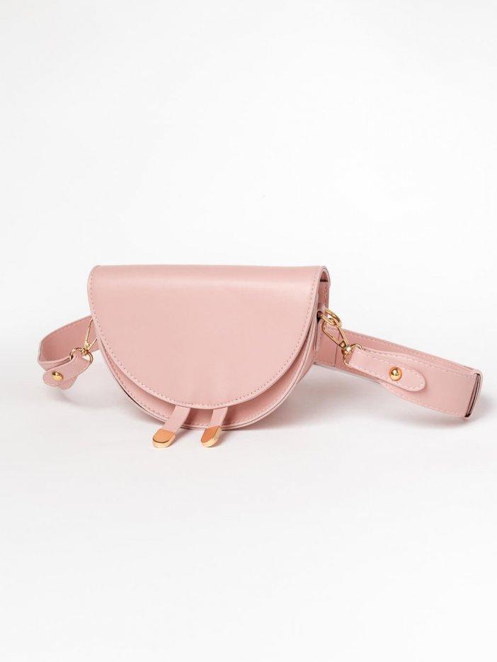 Ružová kabelka Darryl