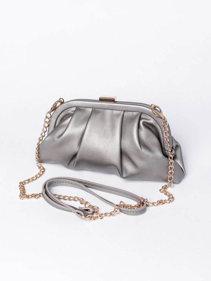 Sivá kabelka Dorrit