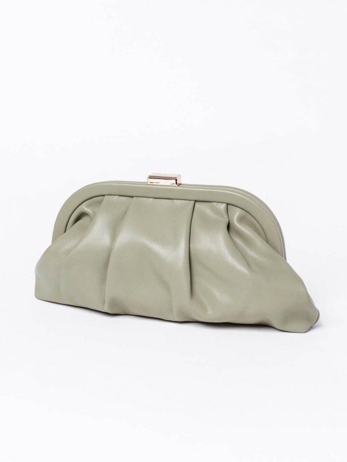 Zelená kabelka Dorrit