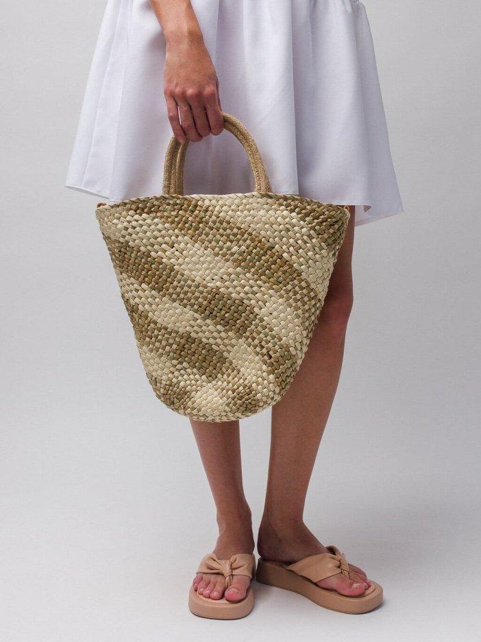 Béžová kabelka Loriel