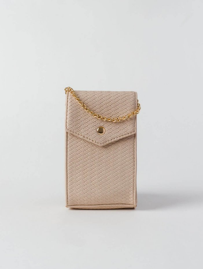 Béžová kabelka Nina