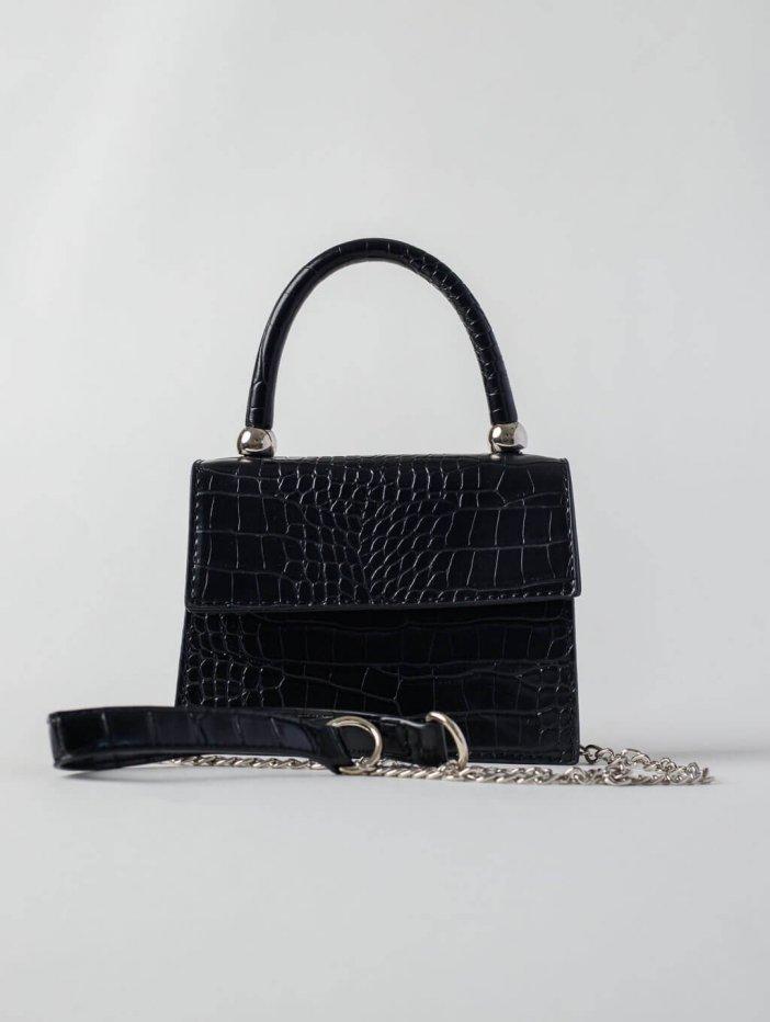 Čierna kabelka Hanna