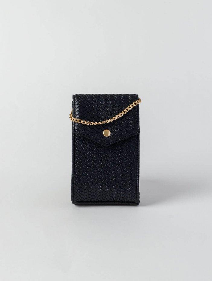 Čierna kabelka Nina