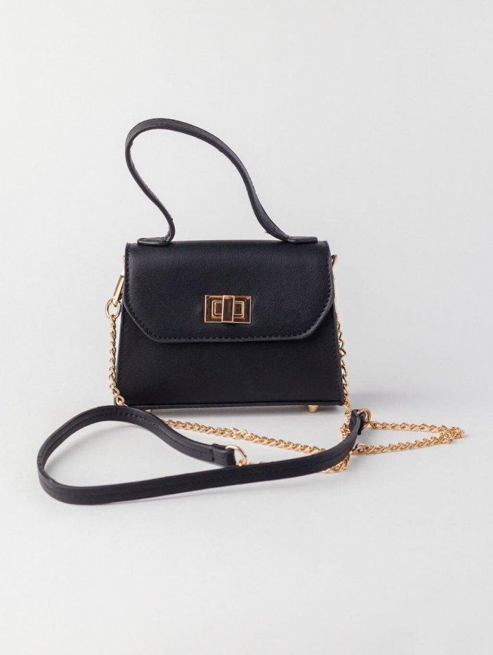 Čierna kabelka Tama