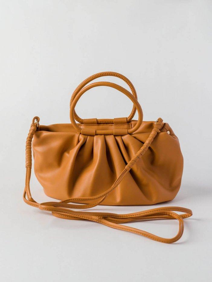 Hnedá kabelka Jasmi
