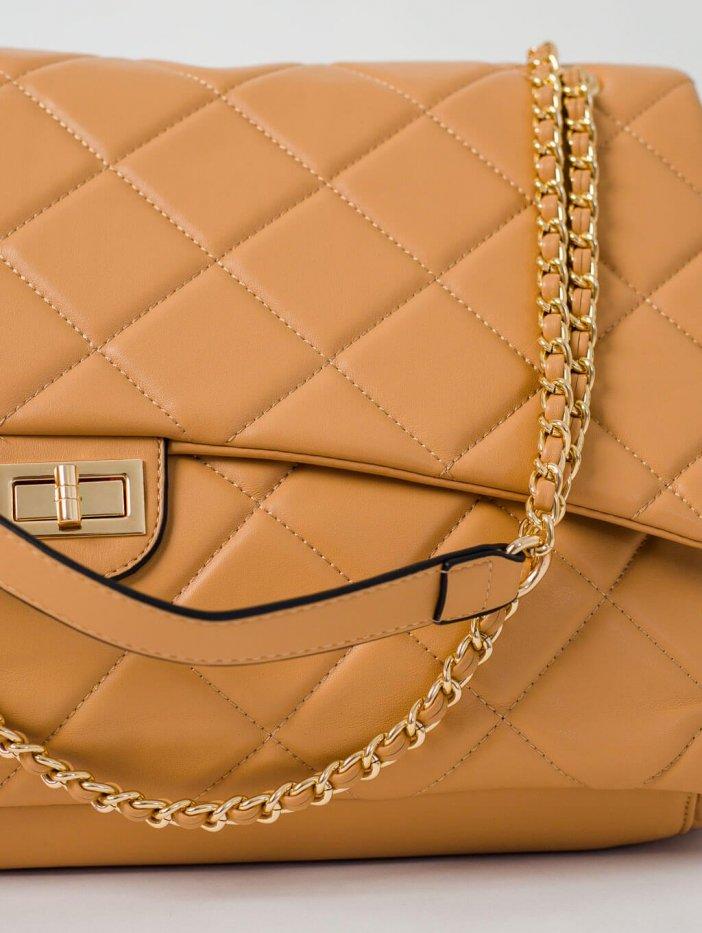 Hnedá kabelka Lima