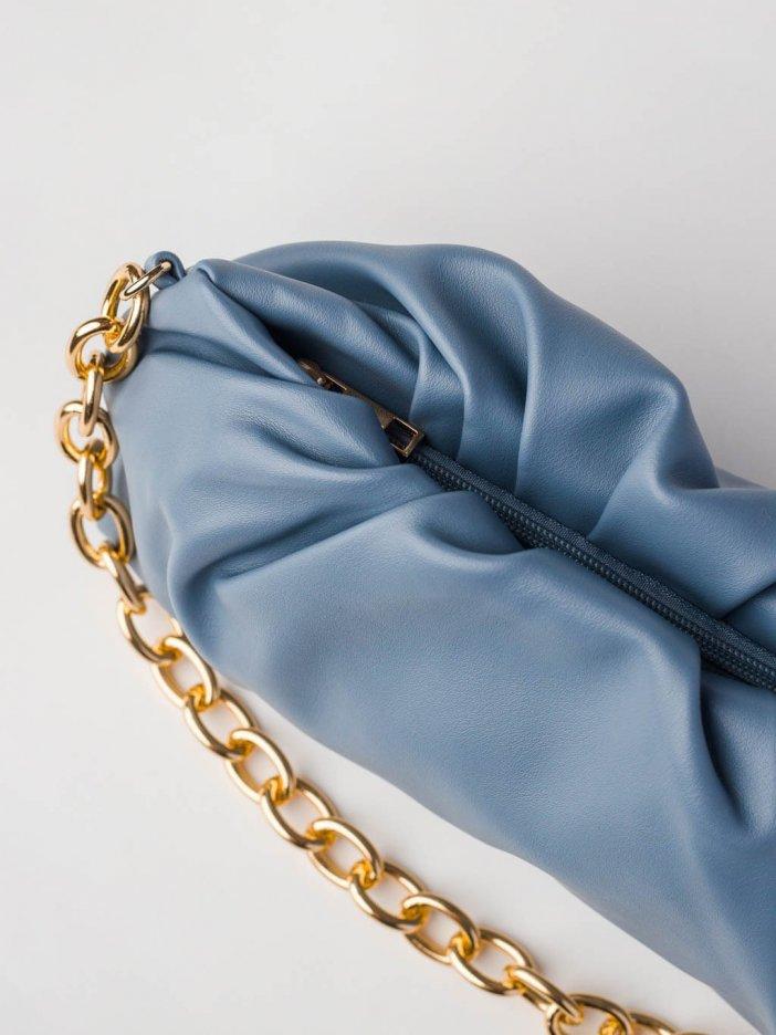 Modrá kabelka Dianna
