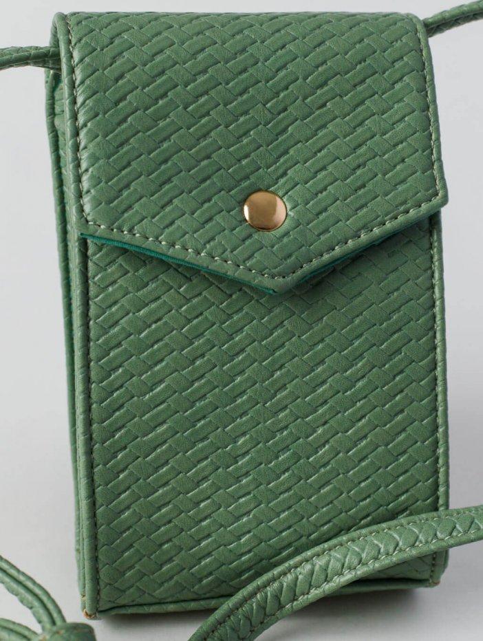 Zelená kabelka Nina