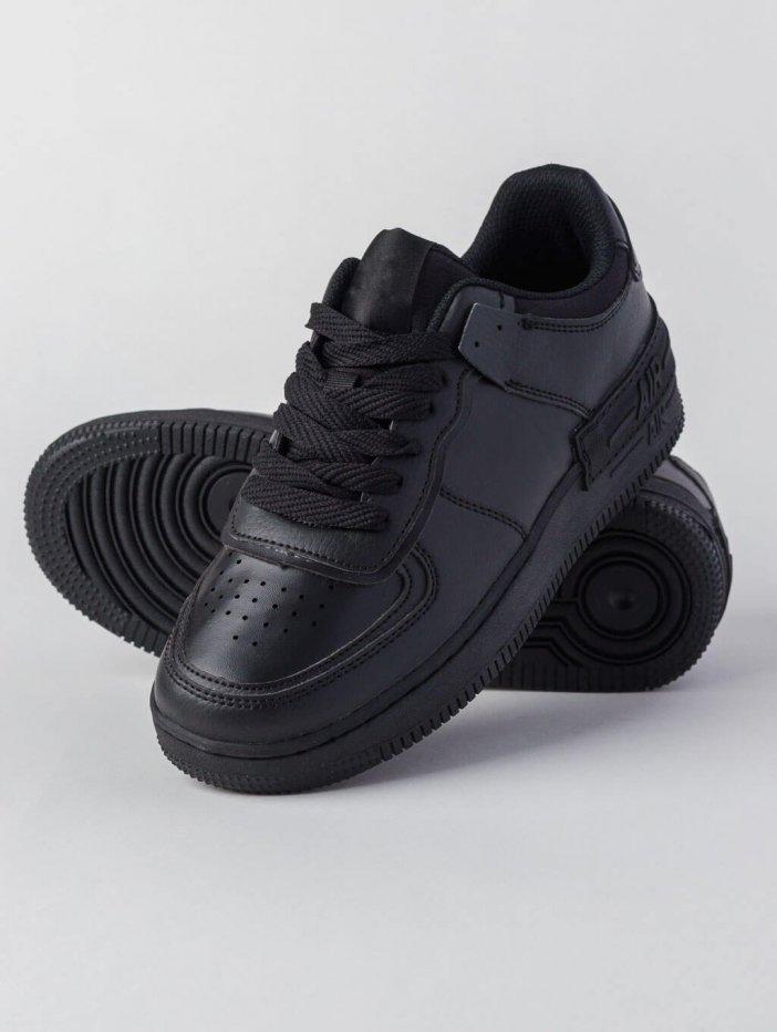 Čierne tenisky Ezra