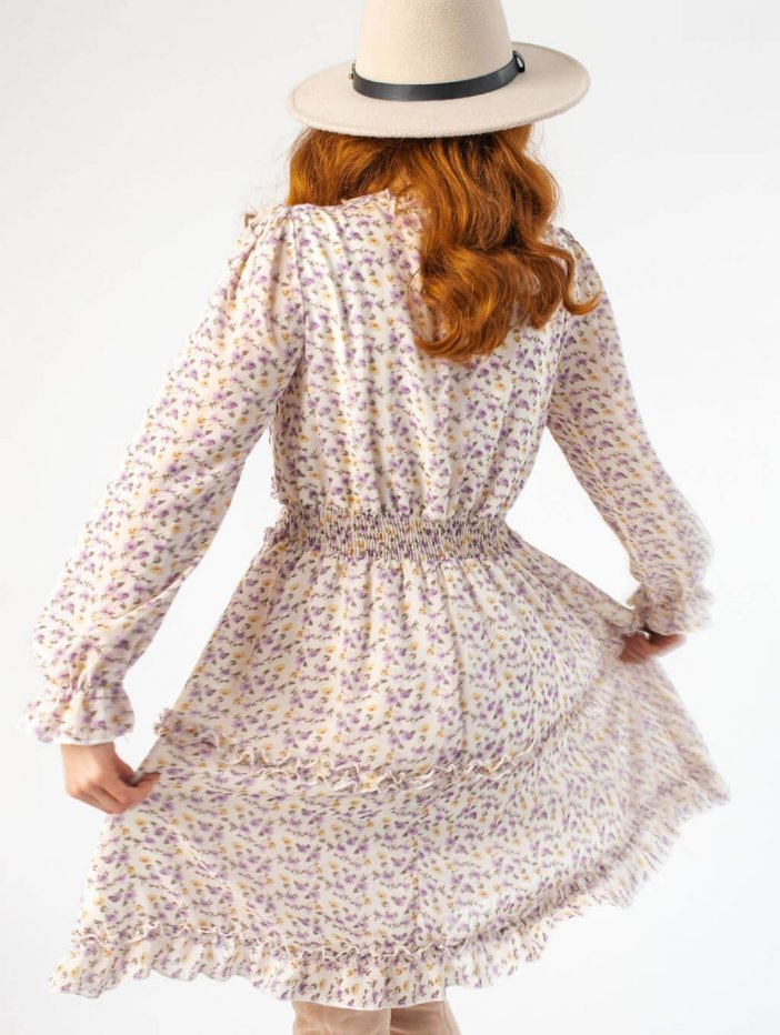Béžové šaty Agata