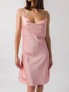 Ružové šaty Kerna