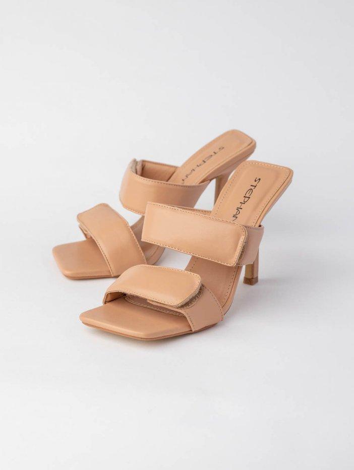 Púdrové sandále Teresa