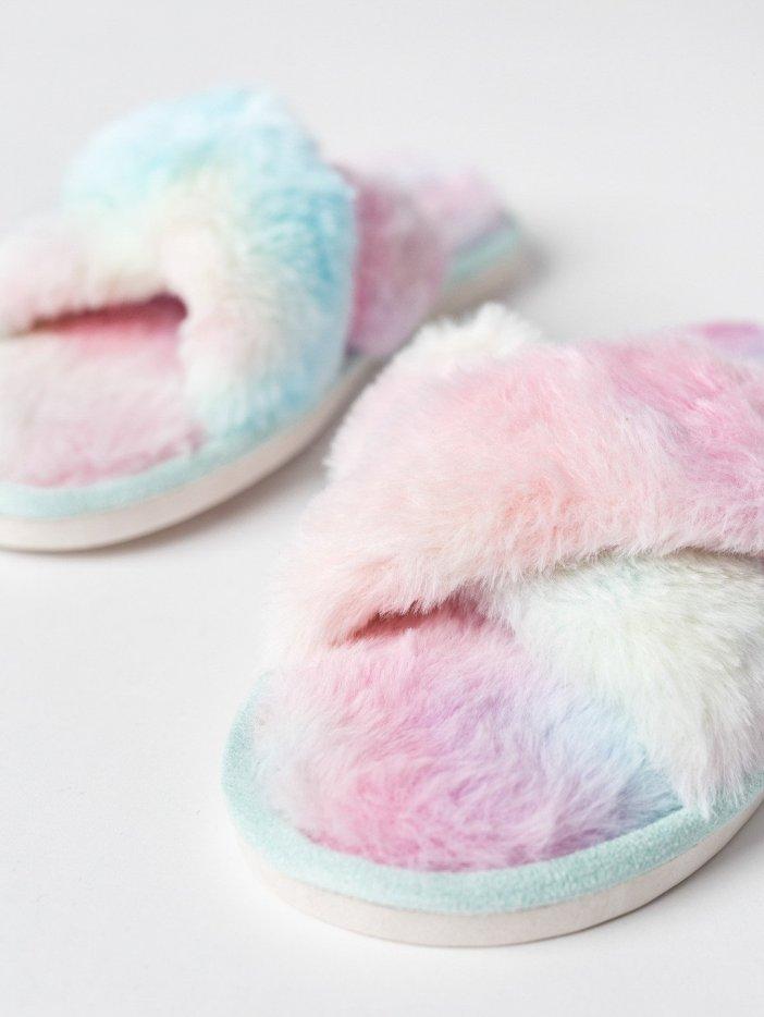 Farebné papuče Thula