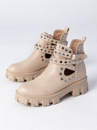 Béžové topánky Davina