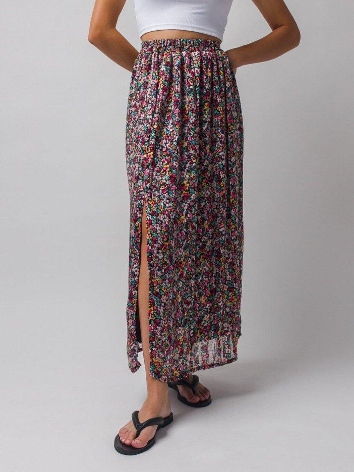 Kvetovaná sukňa Agnes