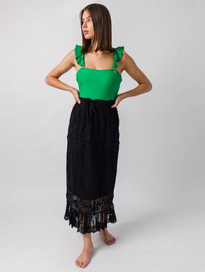 Čierna sukňa Holly