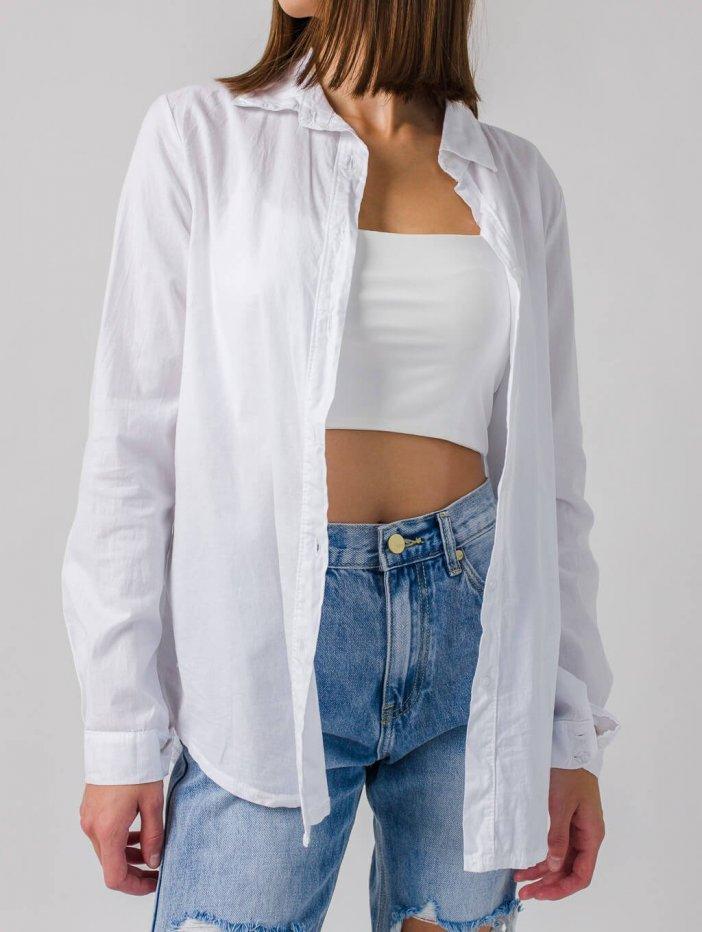 Biela košeľa Gina