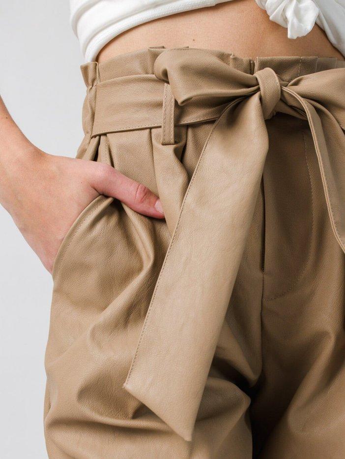 Hnedé šortky Elif