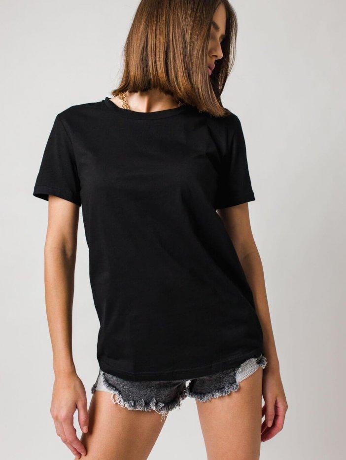 Čierne tričko Jella