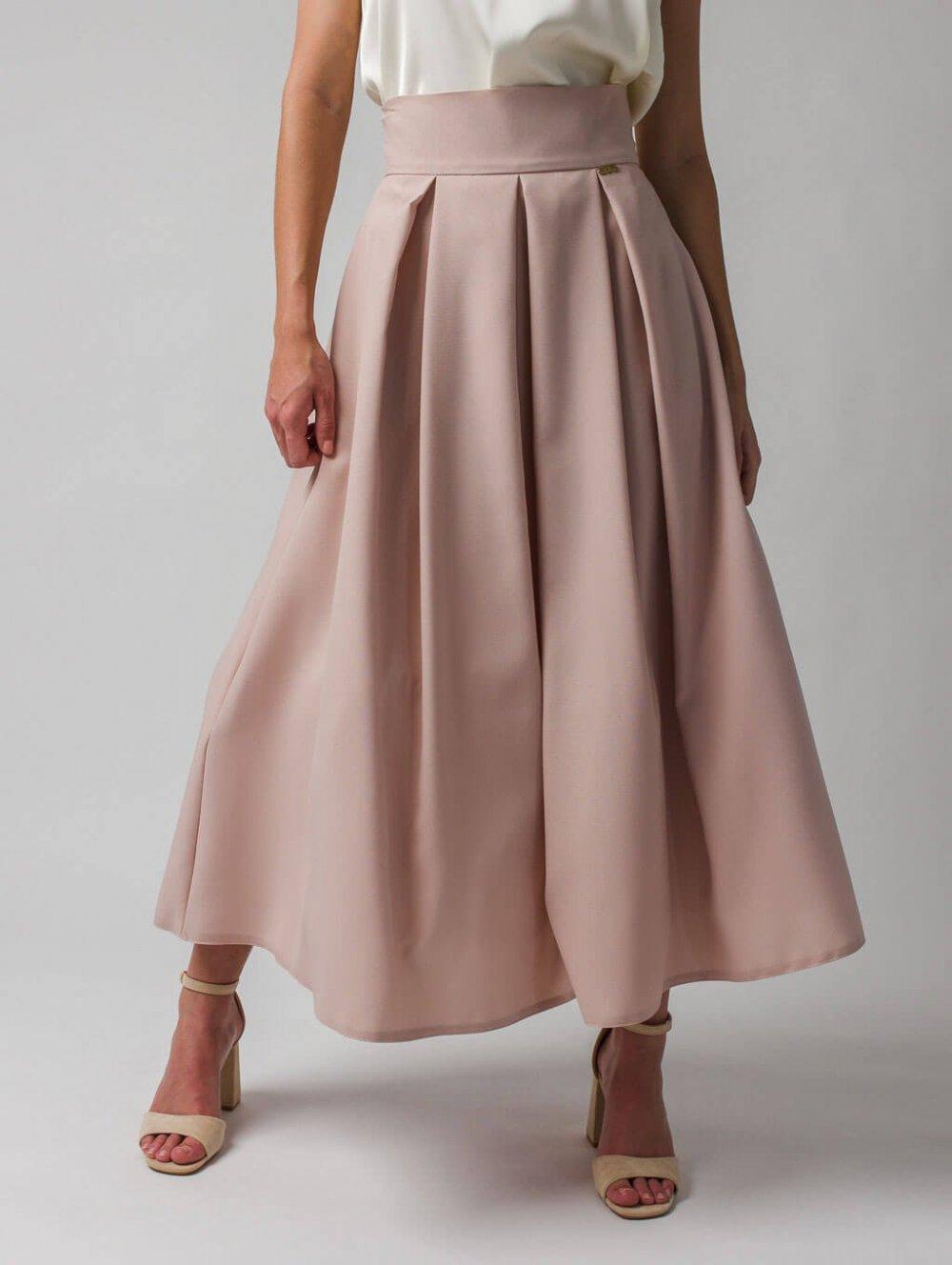 Púdrová sukňa Shilla