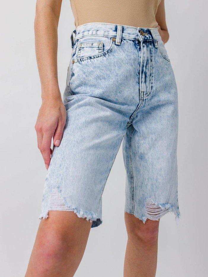 Rifľové krátke nohavice Paul