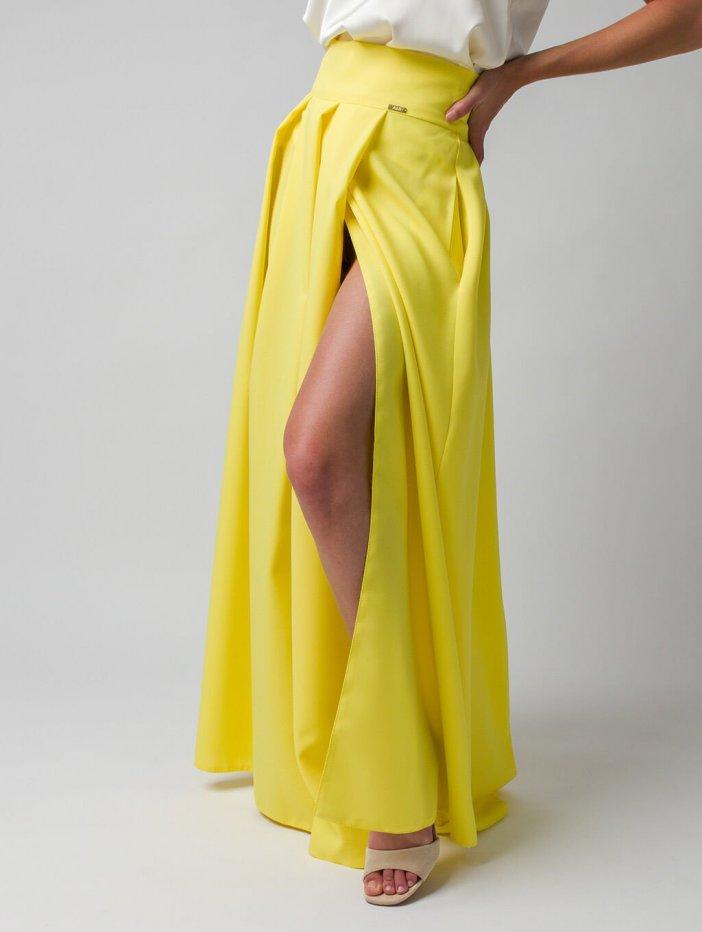 Žltá sukňa Blair