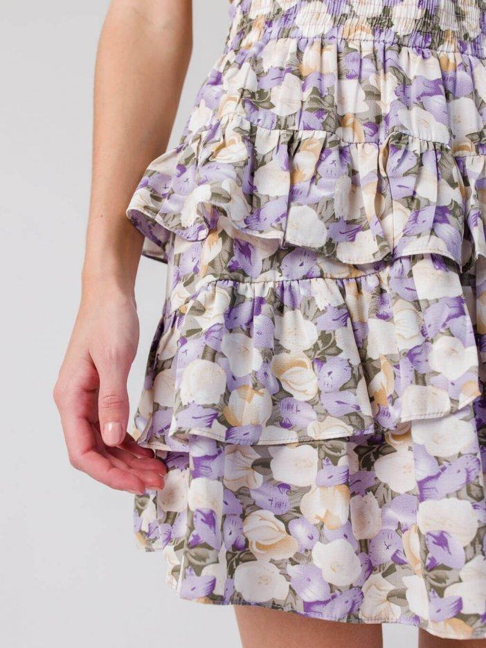 Fialová sukňa Rosie