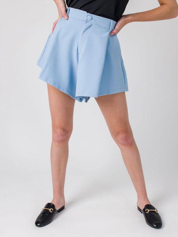 Modré šortky Trieste