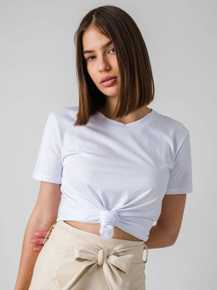 Biele tričko Jella