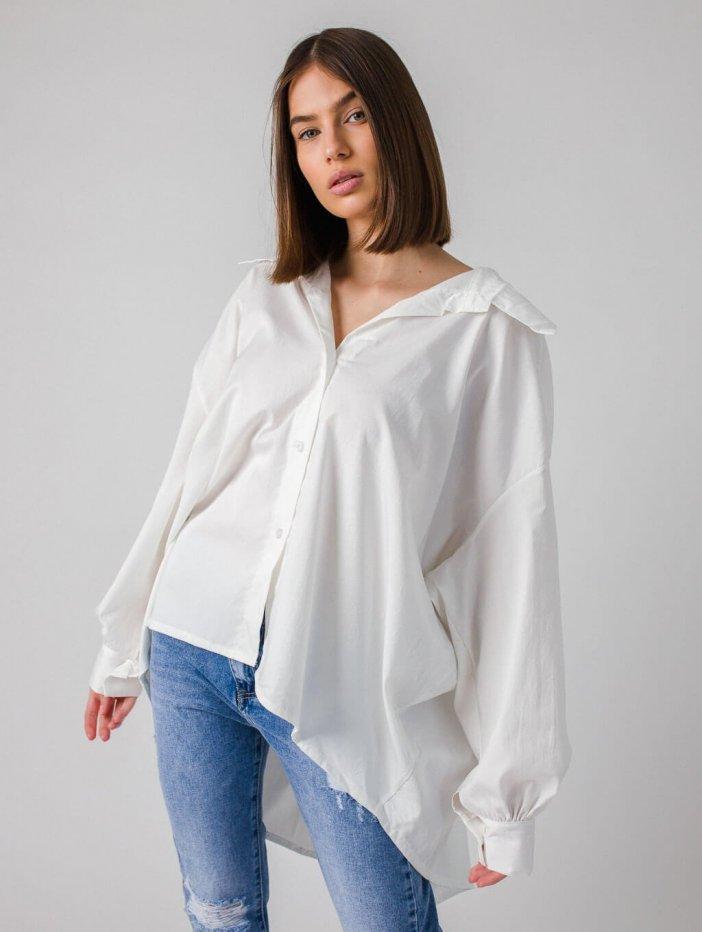 Biela košeľa Harsia
