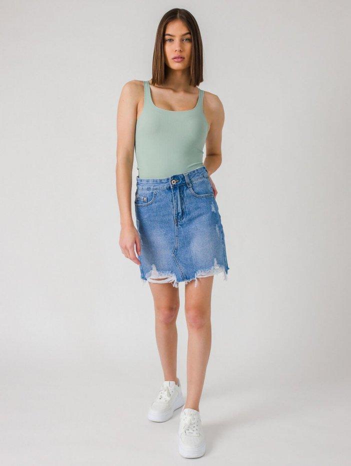 Rifľová sukňa Aiva