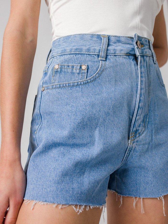Rifľové šortky Melisa