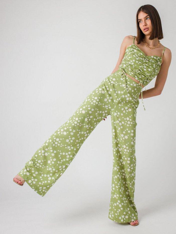 Zelený komplet Cammi