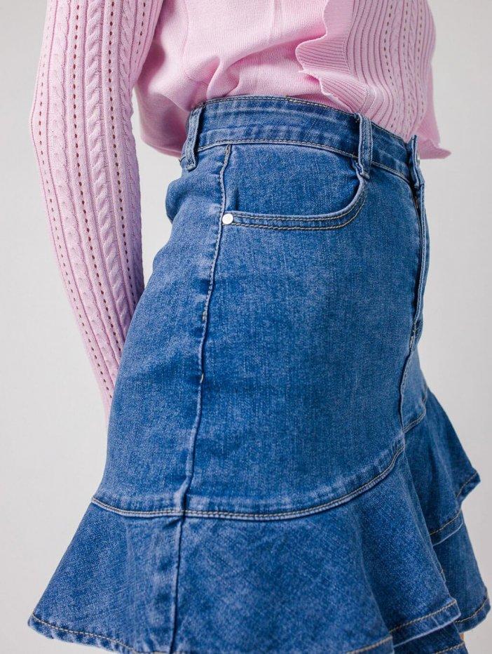 Rifľová sukňa Tanzi