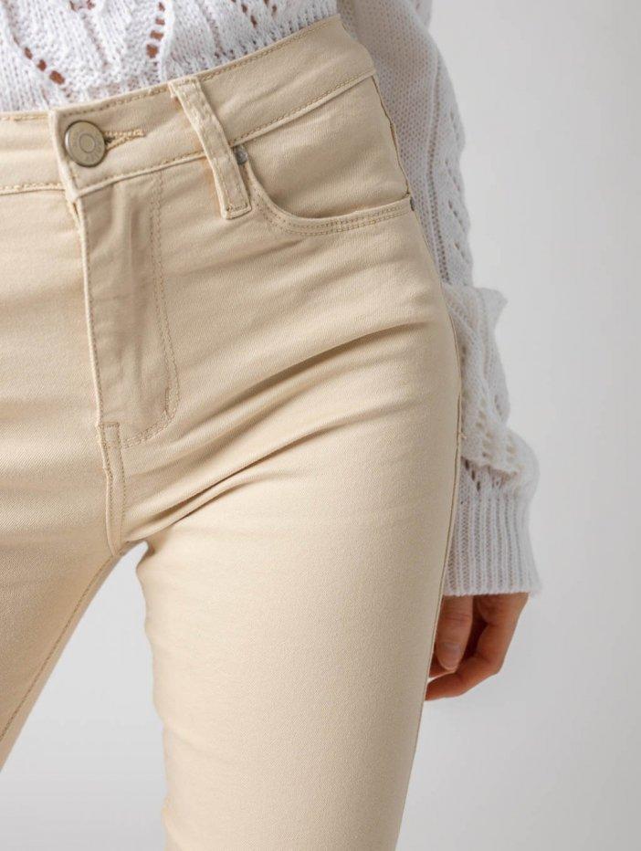Béžové nohavice Esme