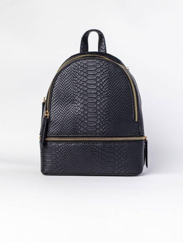 Čierny ruksak Jinny
