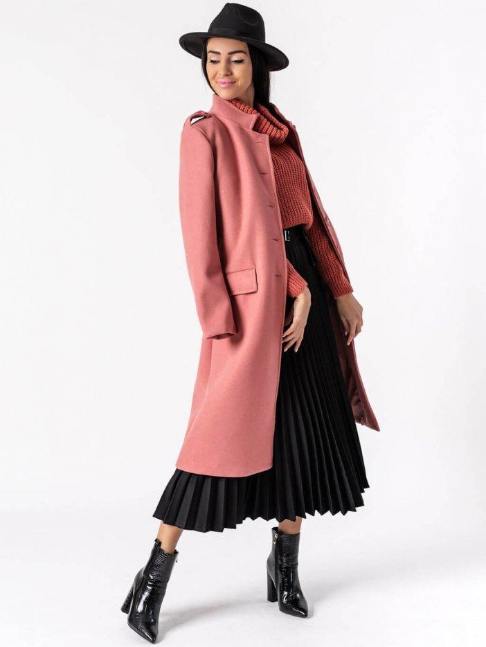 Ružový kabát Gabriel