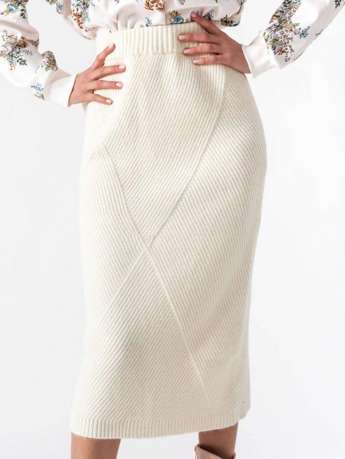 Smotanová sukňa Gabriela