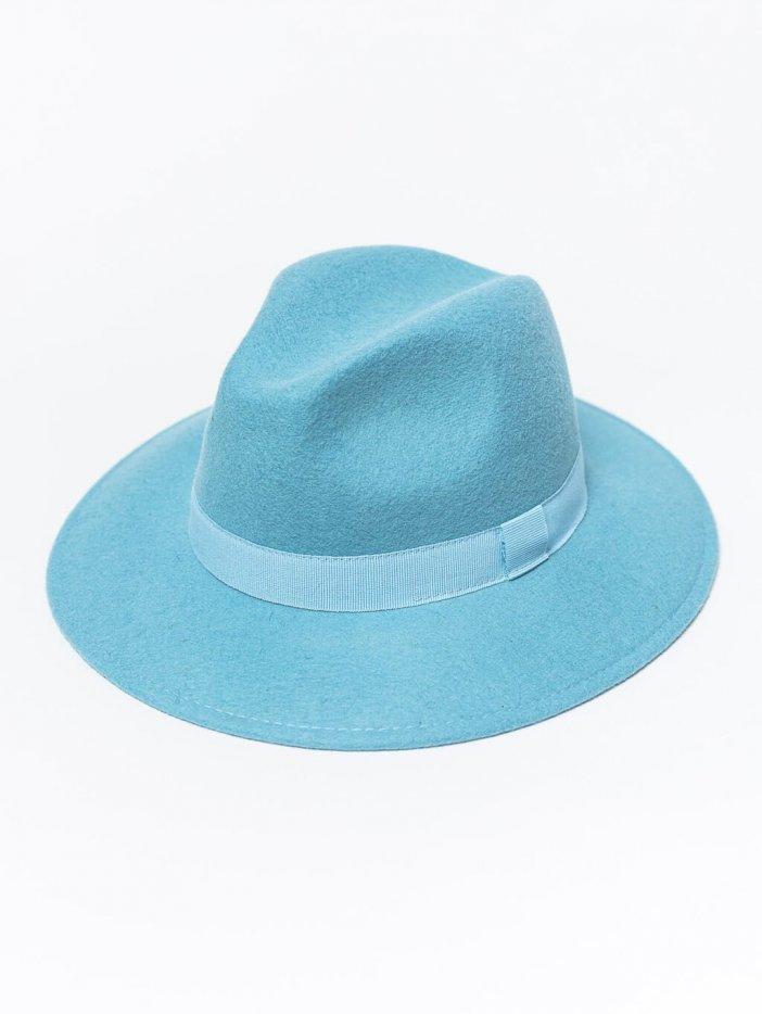 Modrý klobúk Ross