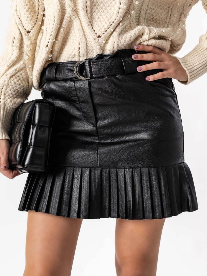 Čierna sukňa Lyanna