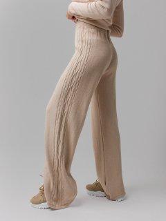 Dámske pletené nohavice