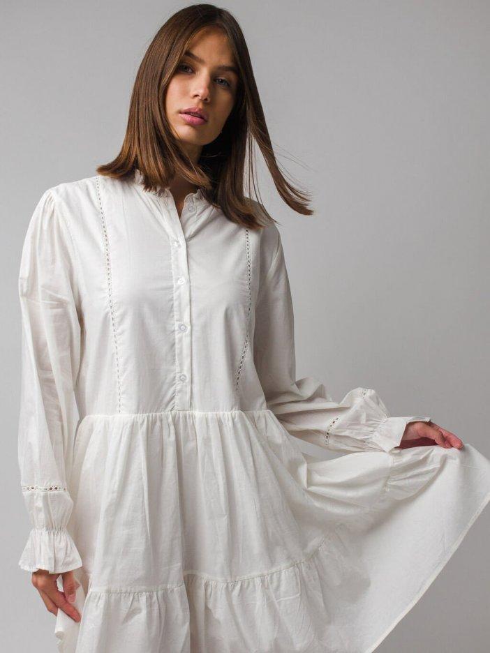 Biele šaty Juanna