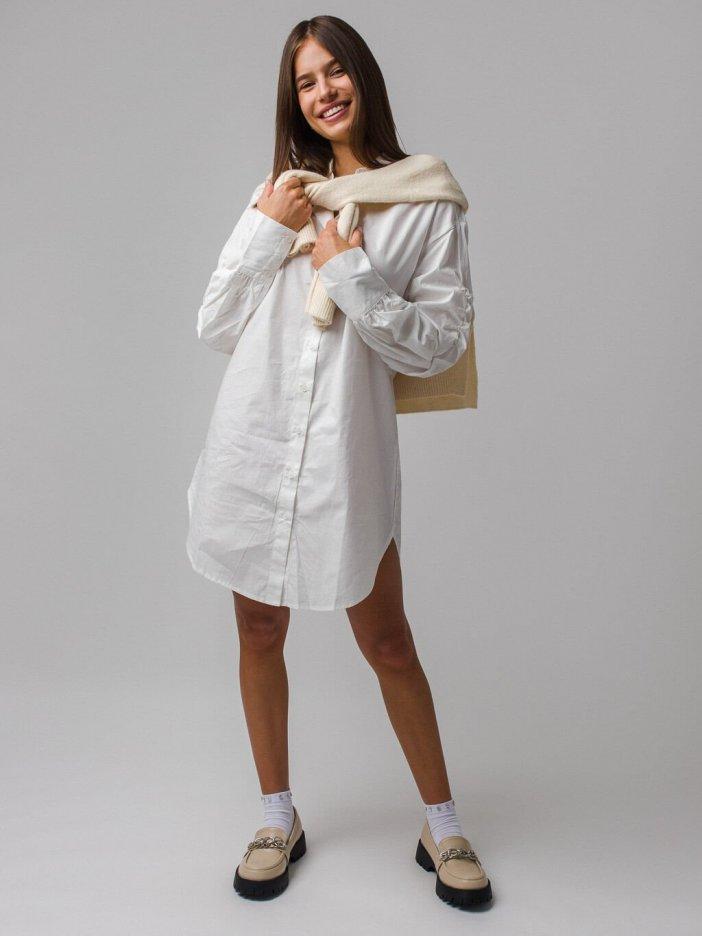 Biele šaty Marella