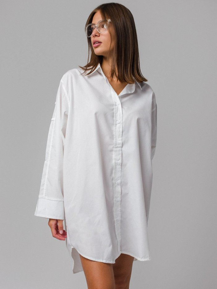 Biele šaty Vonua