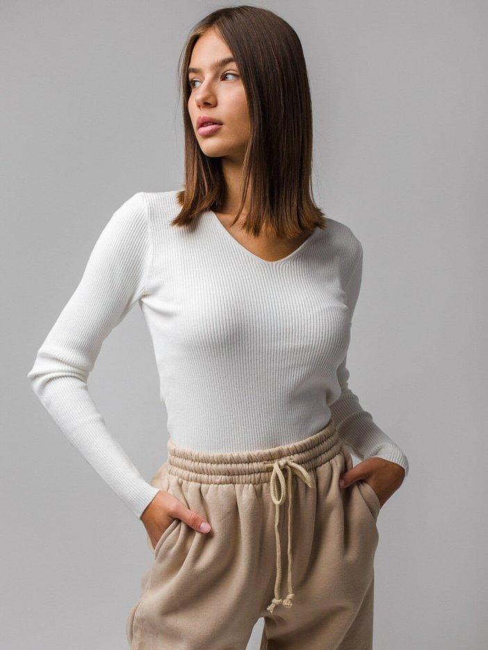Biele tričko Kaja