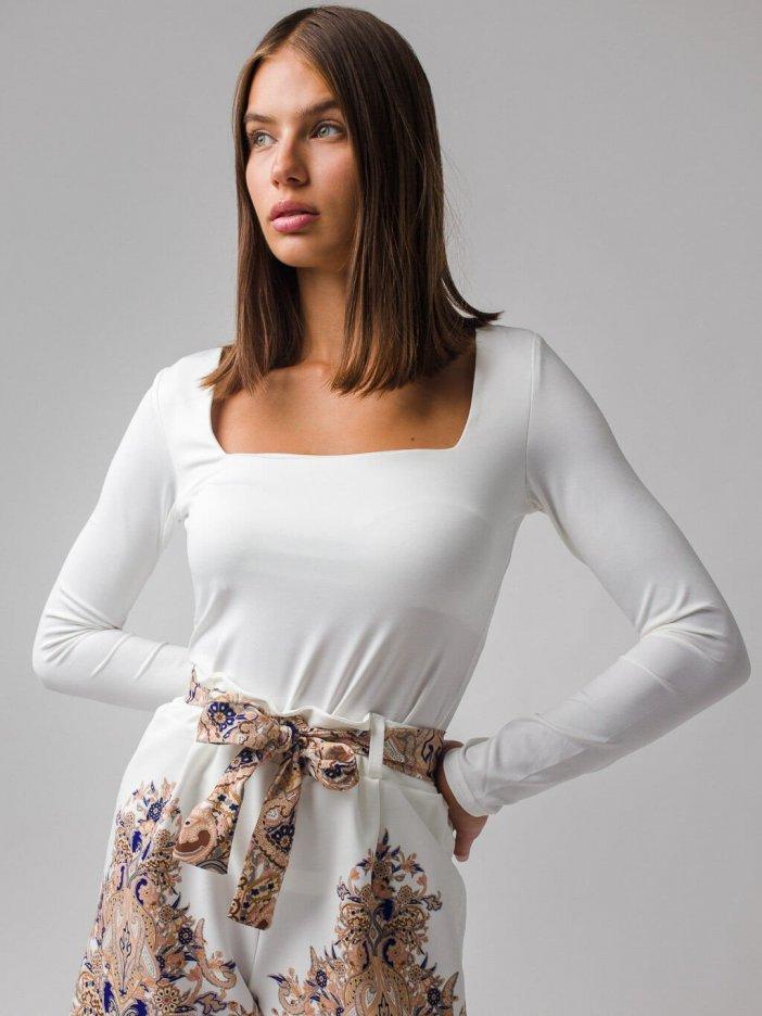 Biele tričko Michelle