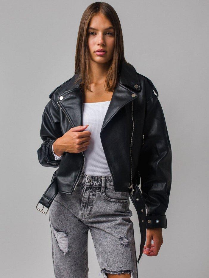 Čierna bunda Malien